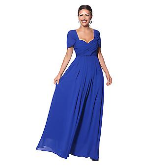 KRISP  Women On Off Shoulder Evening Wedding Long Bridesmaid Gown Maxi Prom Dress 8-28