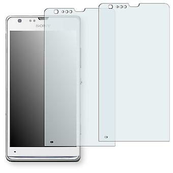 Sony Xperia C5303 display protector - Golebo crystal clear protection film
