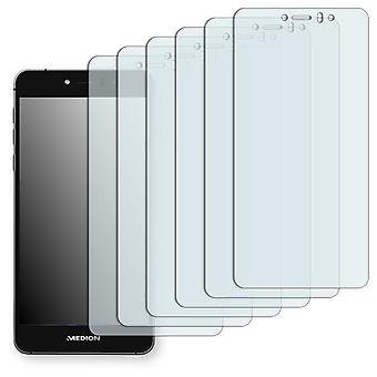 Medion life X 5004 screen protector - Golebo crystal clear protection film