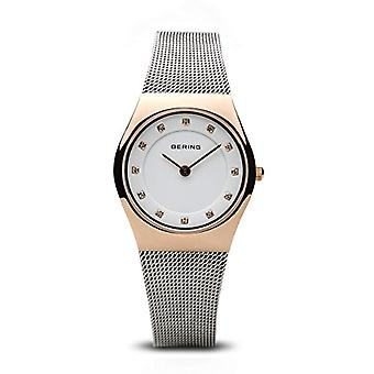 BERING Analog quartz ladies with stainless steel strap 11927-064