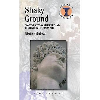 Shaky Ground by Marlowe & Elizabeth