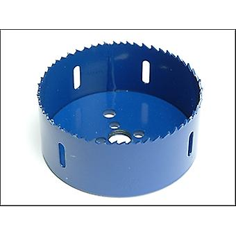 HOLESAW BI METAL HIGH SPEED 108 MM