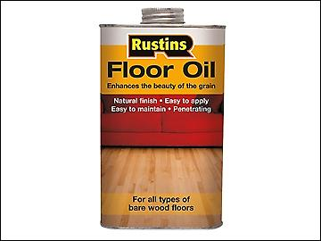 Rustins Floor Oil 1 Litre