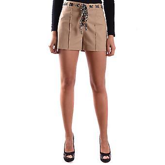 Michael Kors Brown Cotton Shorts