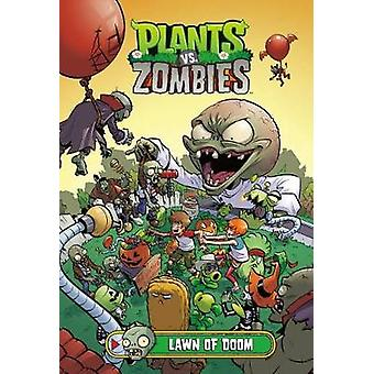 Plants Vs. Zombies Volume 8 - Lawn Of Doom by Paul Tobin - 97815067020