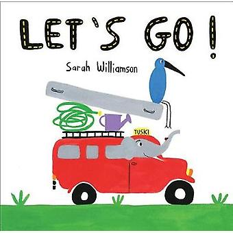 Let's Go! by Let's Go! - 9781524700683 Book