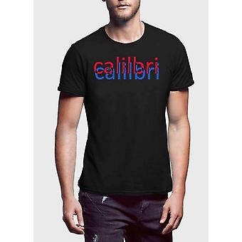 Calilbri half sleeves tshirt