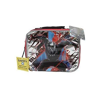 Lunch Bag - Black Panther - King Of Wakanda New 34339