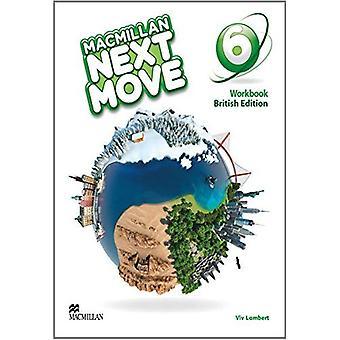 Prochaine étape MacMillan: Niveau 6 (ensuite déplacer l'anglais britannique)