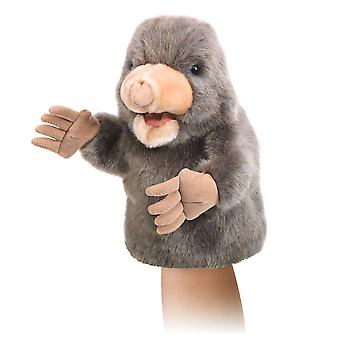 Hand Puppet - Folkmanis - Little Mole New Toys Soft Doll Plush 3141