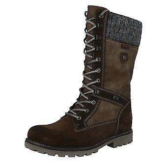 Ladies RemonteTex Boots With Wool Lining D7477