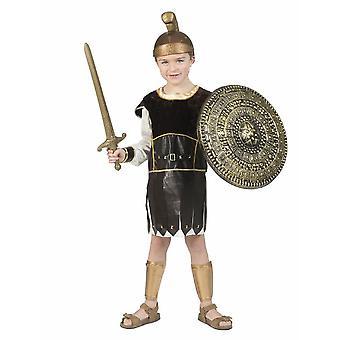 Costume Roman Titus Enfant Légionnaire Gladiator Roman Soldier Carnaval Carnaval Costumes enfants