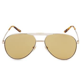 Gucci Aviator Sunglasses GG0242S 004 59