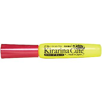 Kirarina Cute Scented Pen-Bright Yellow KCUTE-BYEL