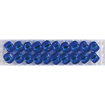 Mill Hill Glass Seed Beads Economy Pack 9.08 Grams Pkg Royal Blue Gbec 20020