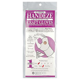 Therapeutic Craft Glove 1 Pkg Size 5 Cg 5