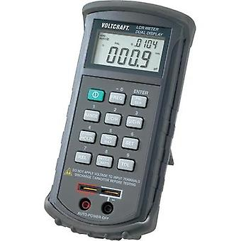Component tester digital VOLTCRAFT LCR 4080 Calibrated to: Manufacturer standards CAT I Display (counts): 20000