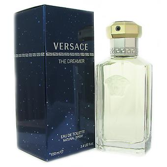 Versace The Dreamer pour hommes 3,3 oz EDT Spray