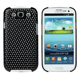 Spunky Zenus case cover Samsung Galaxy S3 I9300 black
