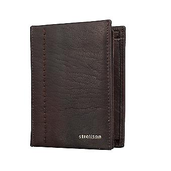 Strellson mens wallet plånbok Brown 3410
