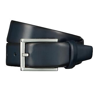 ALBERTO new classic belts men's belts leather belt blue 4607