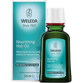 Weleda Nourishing Rosemary Hair Oil