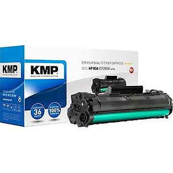KMP Toner cartridge replaced HP 83A, CF283A Compatible Black 1600 pages H-T193
