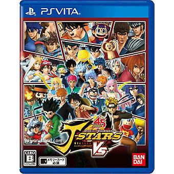 Namco J-Stars Victory Vs+ Ps Vita (Toys , Multimedia And Electronics , Video Games)