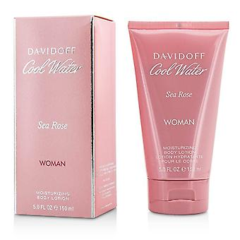 Davidoff Cool Wasser Sea Rose Body Lotion 150ml / 5oz