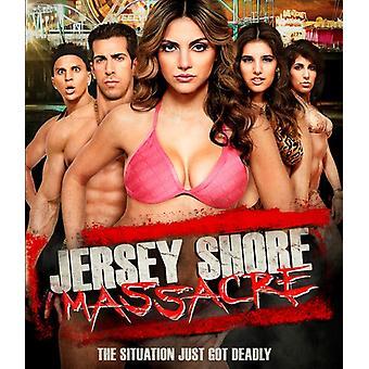 Jersey Shore massakren [DVD] USA importerer