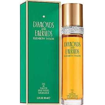 Elizabeth Taylor Diamonds And Emeralds (female, perfumery, Perfumes for women)