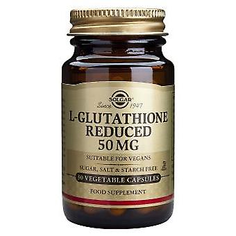 Solgar L-Glutathion 50mg. 30Vegicaps (Diät)
