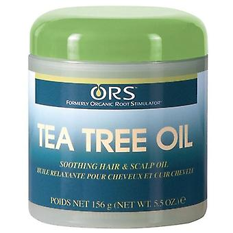 ORS økologiske rod Stimulator Tea Tree olie 156g