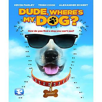 Geck, wo mein Hund [Blu-Ray] USA import