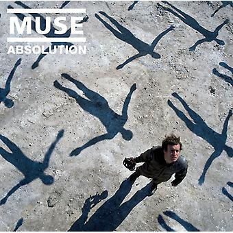 Muse - Absolution [CD] USA import