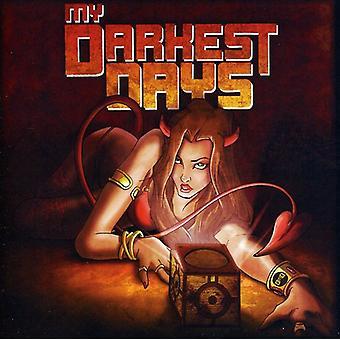 Min mørkeste dage - min mørkeste dage [CD] USA importerer