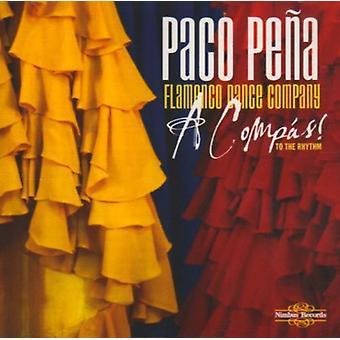 Paco Pena - A Compas! to the Rhythm [CD] USA import