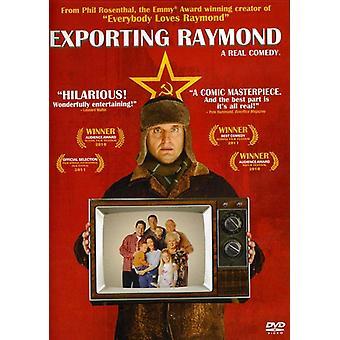 Exporting Raymond [DVD] USA import