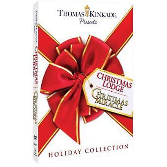 Thomas Kinkade præsenterer ferie Collector sæt [DVD] USA importerer