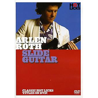Arlen Roth - Slide Guitar [DVD] USA import