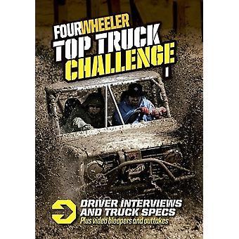 Fire Wheeler toppen lastbil udfordring jeg [DVD] USA importerer