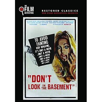 Ikke importerer udseende i kælderen [DVD] USA