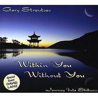 Gary Stroutsos - inden for dig uden du [CD] USA import