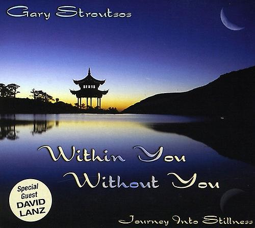 Gary Stroutsos - Within You Without You [CD] USA import