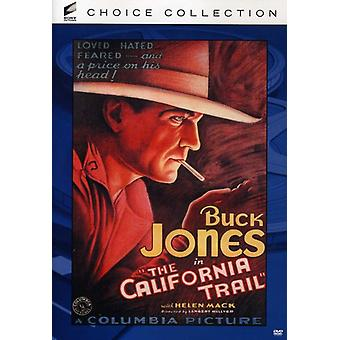 California Trail (1933) [DVD] USA import