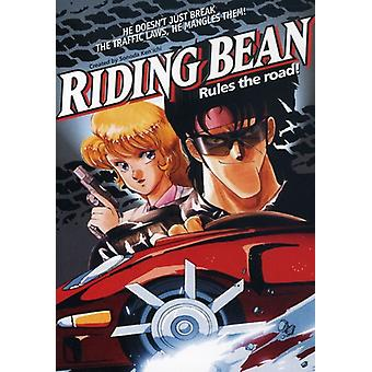 Ridning bønne [DVD] USA import