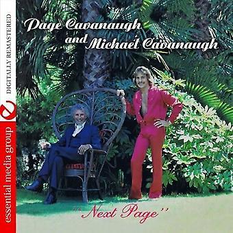 Page Cavanaugh & Michael Cavanaugh - neste side [DVD] USA import