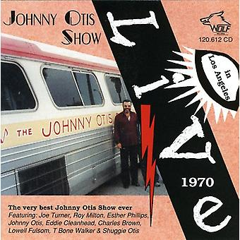 Johnny Otis - bor i Los Angeles 1970 [CD] USA import
