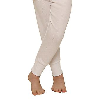 OCTAVE Girls Thermal Underwear Long Jane/Long Johns/Long Underwear