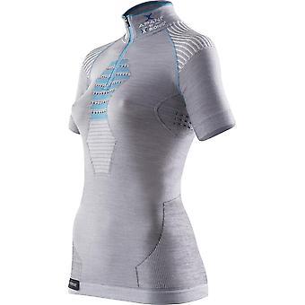 Apani damer skjorte Merino kort ærme - O100687